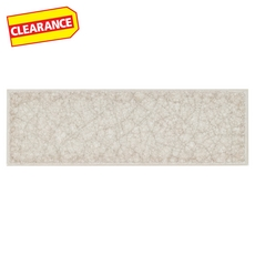 Clearance! Taupe Crackle Glass Tile