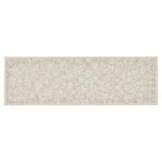 Taupe Crackle Glass Tile