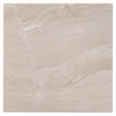 Verona Beige High Gloss White Body Ceramic Tile 24in X 24in 100087055 Floor