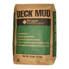 Deck Mud Mortar
