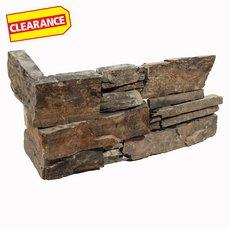 Clearance! Yukon Stack Slate Corner Panel Ledger