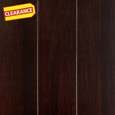 Clearance! Almond Locking Solid Stranded Bamboo