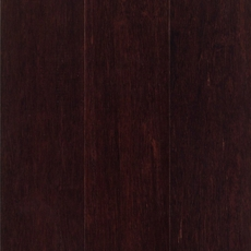 EcoForest Dark Cherry Stranded Locking Engineered Bamboo