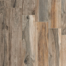 Soft Ash Wood Plank Porcelain Tile 6 X 40 100105923