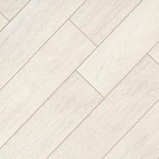 Newtron White Wood Plank Porcelain Tile