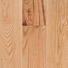 Natural Oak Hand Scraped Solid Hardwood