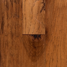 Honey Hickory Hand Scraped Engineered Hardwood