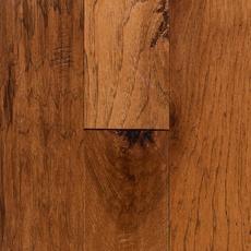 Honey Hickory Hand Scraped Engineered Hardwood
