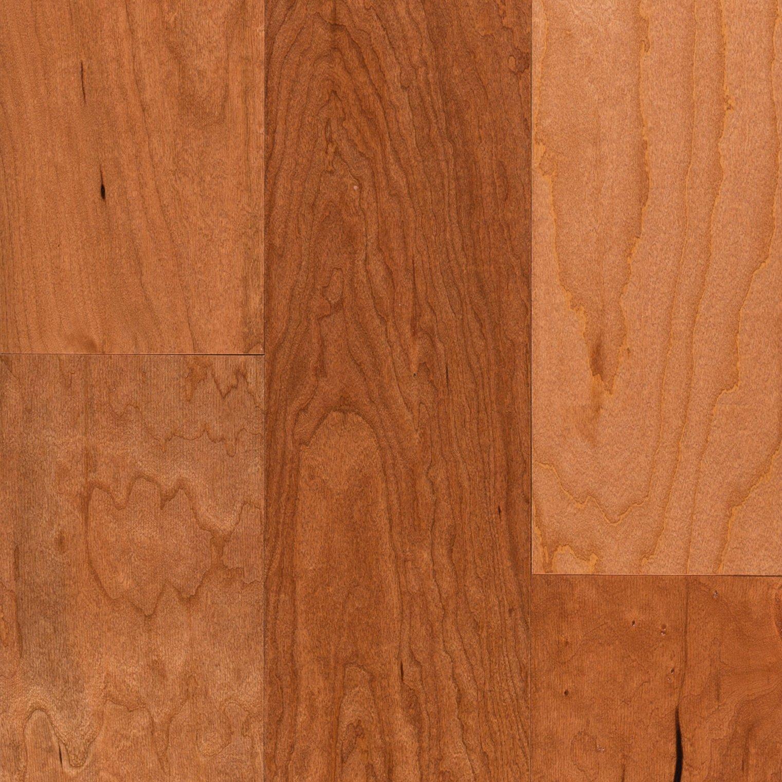 cherry hand scraped engineered hardwood