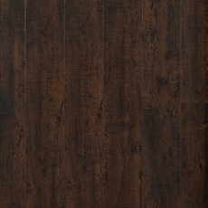 Cocoa Oak Rigid Core Luxury Vinyl Plank - Cork Back