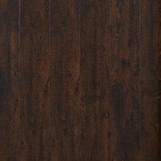 Cocoa Oak Rigid Core Luxury Vinyl Plank - Cork Back