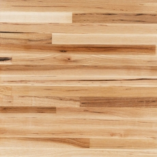 American Hickory Butcher Block Island 6ft 74in X 37in