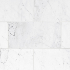 Statuario Classic Polished Marble Tile