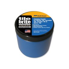 Miracle Tile Brite White Polishing Compound