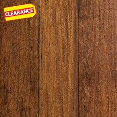 Clearance! Natural Brazilian Chestnut Hand Scraped Engineered Hardwood