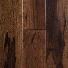 Brazilian Pecan Coco Handscraped Engineered Hardwood