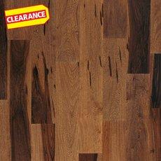 Brazilian Pecan Natural Smooth Engineered Hardwood 1 2in