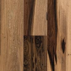 Natural Brazilian Pecan Hand Scraped Engineered Hardwood