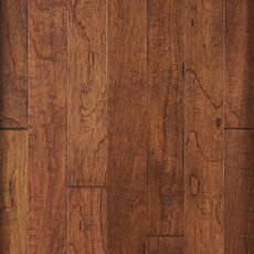Gold Curitiba Hickory Hand Scraped Engineered Hardwood