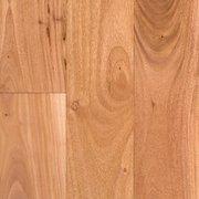Natural Amendoim Smooth Solid Hardwood