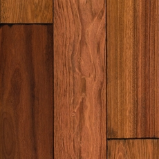 Natural Brazilian Cherry Hand Scraped Solid Hardwood