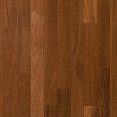 Natural Teak Smooth Solid Hardwood