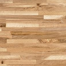 brazilian oak butcher block countertop 12ft 144in x 25in 100121482 floor and decor. Black Bedroom Furniture Sets. Home Design Ideas