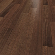 Matte Jatoba Smooth Locking Engineered Hardwood
