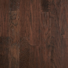 Coffee Hickory Smooth Locking Engineered Hardwood