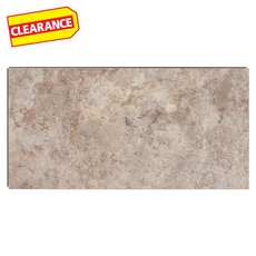 Clearance! Sandstone Luxury Vinyl Tile