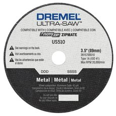 Dremel US540 Diamond Tile Cutting Wheel