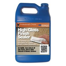 Miracle High Gloss Finish Sealer
