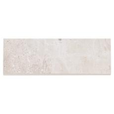 Roman White Ceramic Bullnose