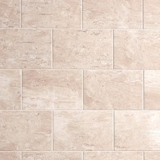 Roman White Marble Wall Tile