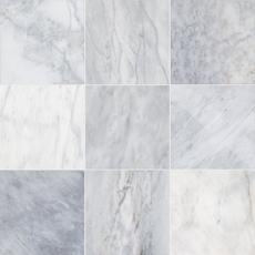 ocean silver marble tile - 12 x 12 - 100139013 | floor and
