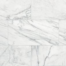 Ocean White Marble Tile 12 X 24 100139351 Floor And