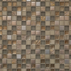 Cimarron Glass Mosaic