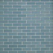 Spa 2 x 6 in. Brick Glass Mosaic