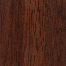 Chocolate Oak Wire Brushed Engineered Hardwood