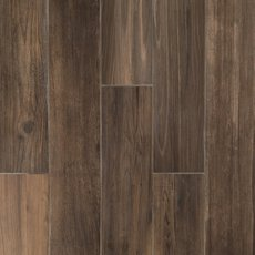 Laguna Anthracite Wood Plank Porcelain Tile 8 X 48