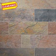 Clearance! Peacock Slate Tile