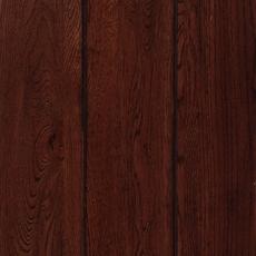 Burnt Umber Oak Hand Scraped Solid Hardwood