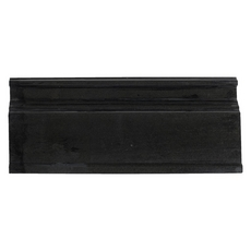 Absolute Black Marble Base Molding