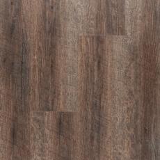 Nucore Ashen Oak Hand Scraped Plank With Cork Back Sample