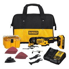 DeWalt 20V MAX Oscillating Multi Tool Kit