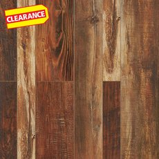 Clearance! Old Homestead Hearth Random Width Laminate