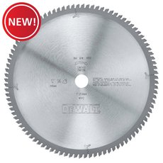 New! DeWalt 96T Fine Crosscut Blade - 12 in.
