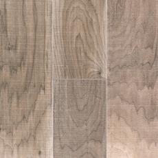 Gray Walnut Hand Scraped Wire Brushed Engineered Hardwood