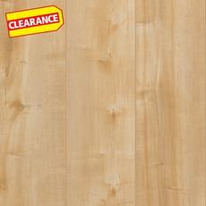 Clearance! Maple Wood Hand Scraped Laminate