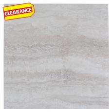 Clearance! Artic White Groutable Vinyl Tile